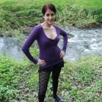 Indian teen slut fucked in woodland