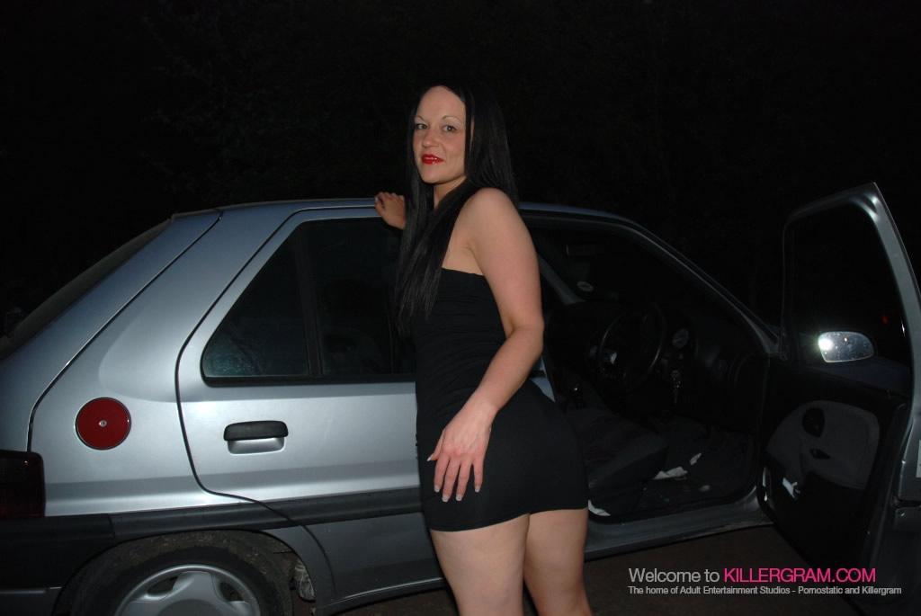 Dogging newcomer Mercedes Shannon