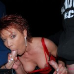 Swinger wife Lynne Warner dogging